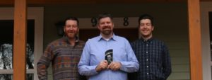 Scott Carr, Ryan Frey, Austin Jochim win MBIA Builder of the Year
